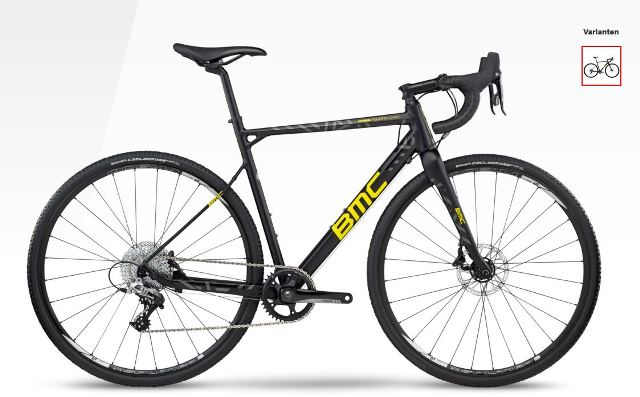 BMC Crossmachine CXA01 Rival